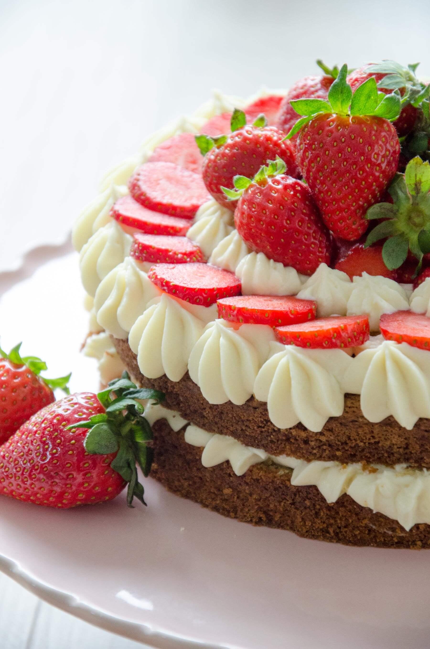 Verseuchte Erdbeeren