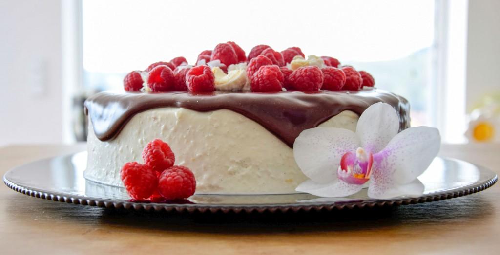 Mohn Kokos Torte-2