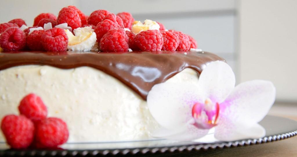 Mohn Kokos Torte-3