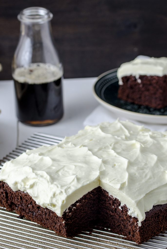 Kuchen nicht durch weiterbacken