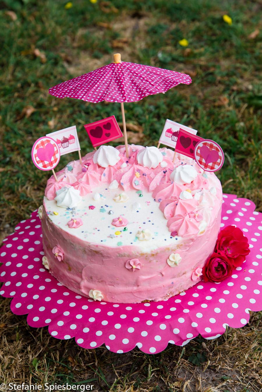 Geburtstagstorte Fur Madchen Rezept Fur Smash The Cake Baking
