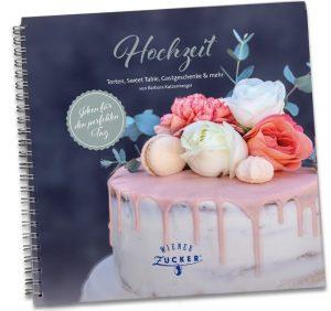 """Mein Backbuch """"Hochzeit"""""""