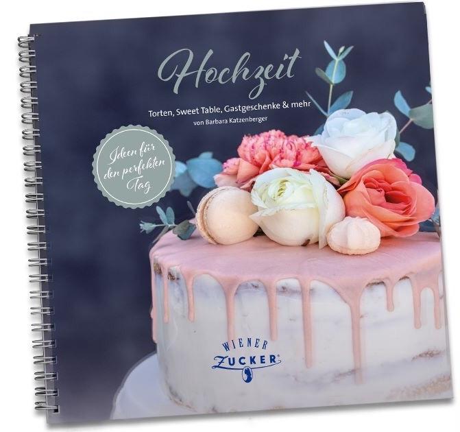 Backbuch Hochzeit Baking Barbarine
